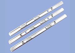 Metal slide bars